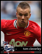 Cleverley, Tom