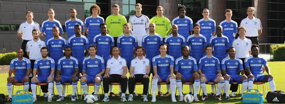 Picture of team [Chelsea FC]
