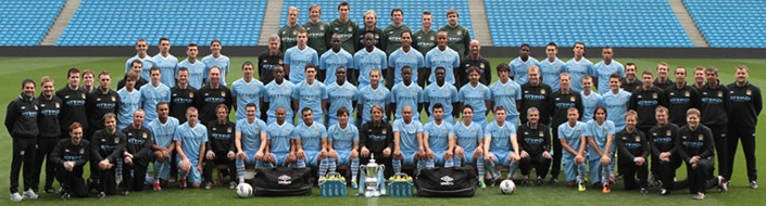 Picture of team [Manchester City FC]