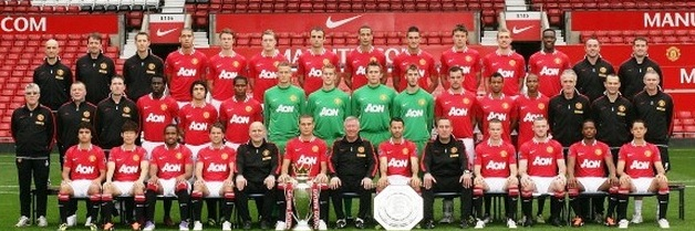 Picture of team [Manchester United]