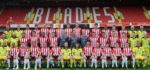 Picture of team [Sheffield United]