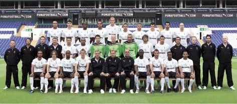 Picture of team [Tottenham Hotspur FC]