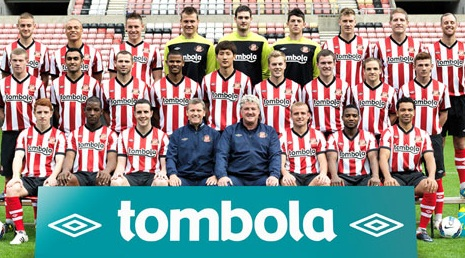 Picture of team [Sunderland A.F.C.]