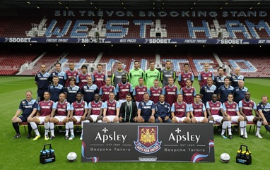 Picture of team [West Ham United]