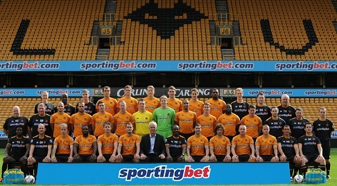 Picture of team [Wolverhampton Wanderers]